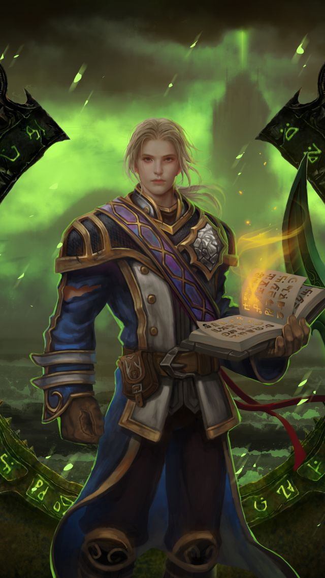 World of Warcraft: Legion, MMORPG, Best Game, fantasy, PC