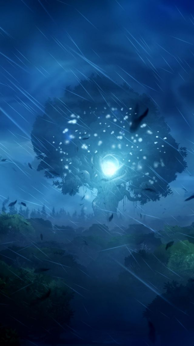 Ori and the Blind Forest, Best Game, game, arcade, fairytale, PC, Xbox One (vertical)