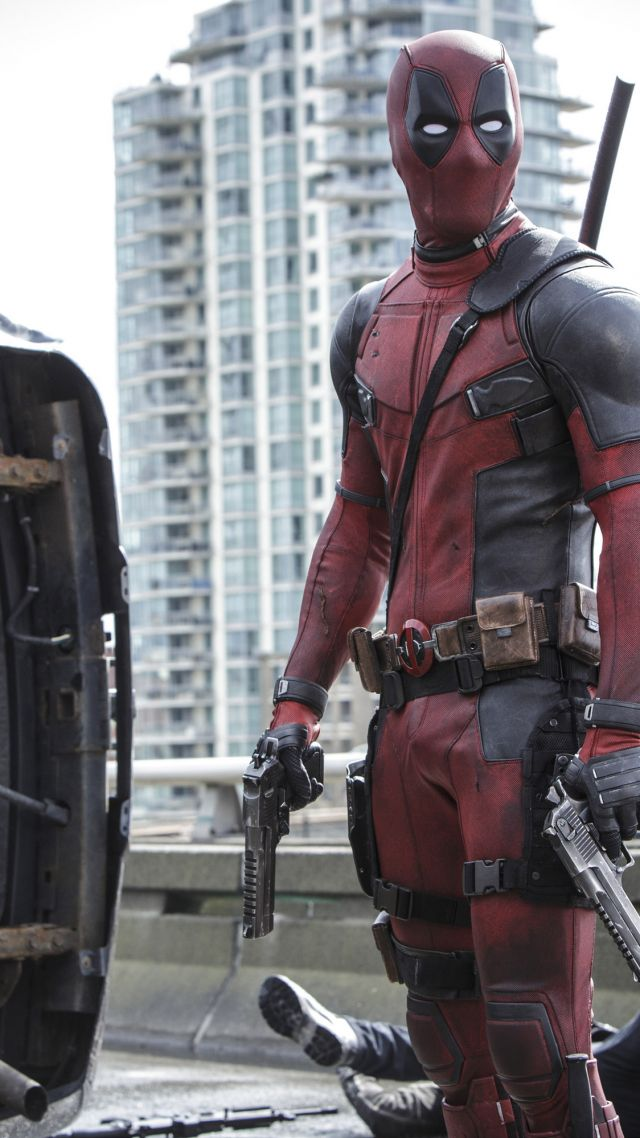 Deadpool Best Movies Movie Ryan Reynolds Vertical