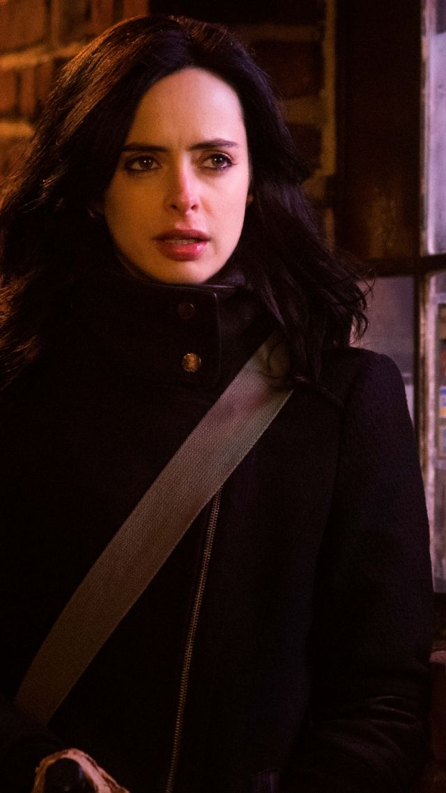 Jessica Jones, Best TV series, Krysten Ritter (vertical)