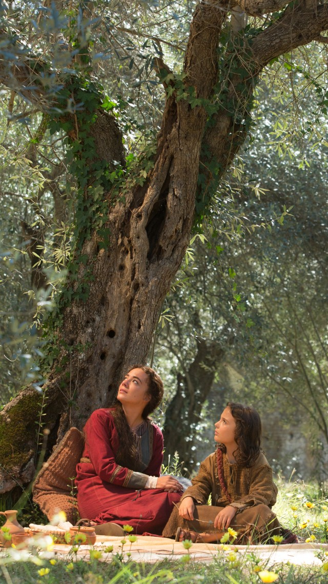 The Young Messiah, Best Movies, Sara Lazzaro (vertical)