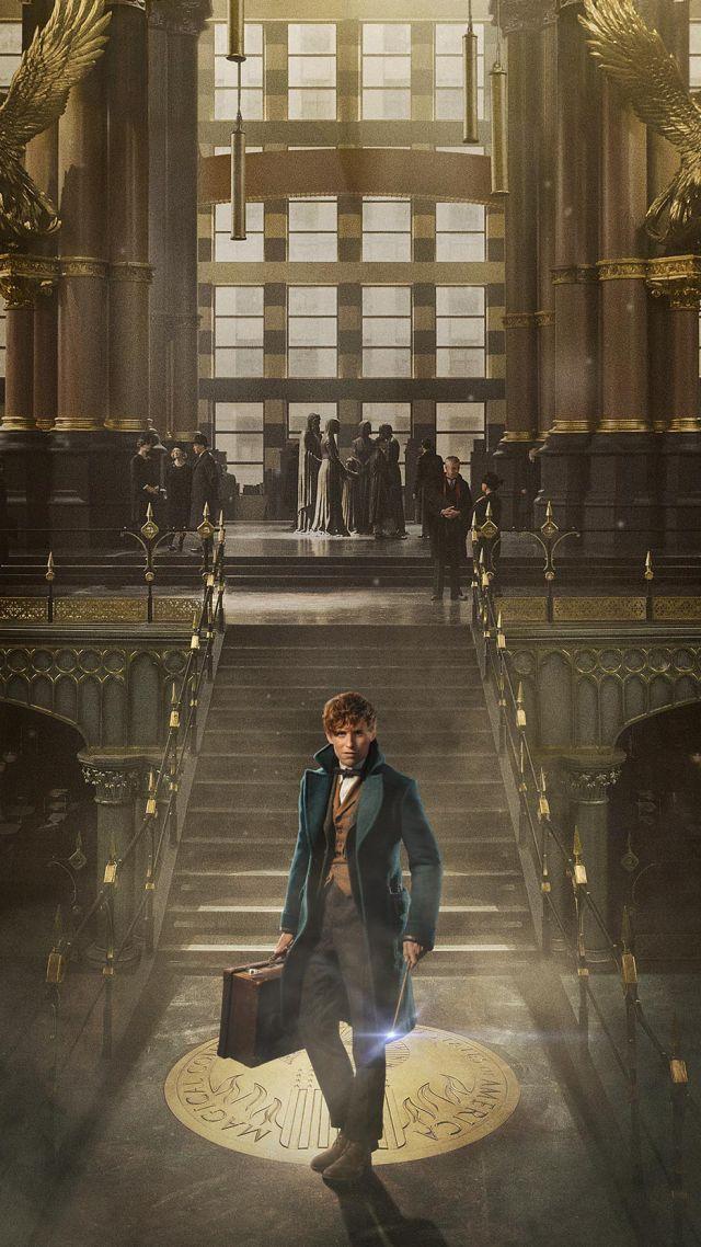 Fantastic Beasts And Where To Find Them Eddie Redmayne Best Movies Vertical