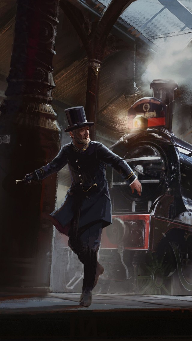 Assassins Creed Syndicate Evie Frye Mobile Wallpaper Mobiles