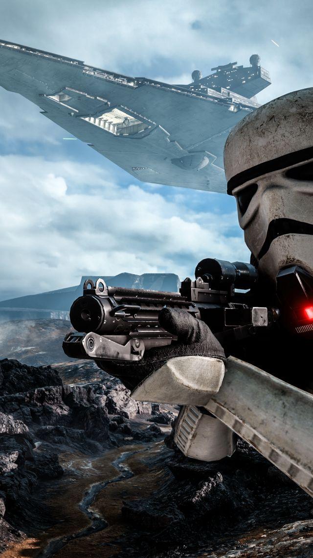 Wallpaper Star Wars Battlefront, DICE
