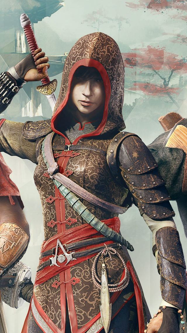 Wallpaper Assassin S Creed Chronicles Trilogy Best Games