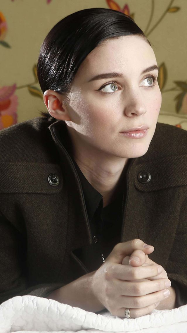 Rooney Mara, Most popular celebs, actress (vertical)
