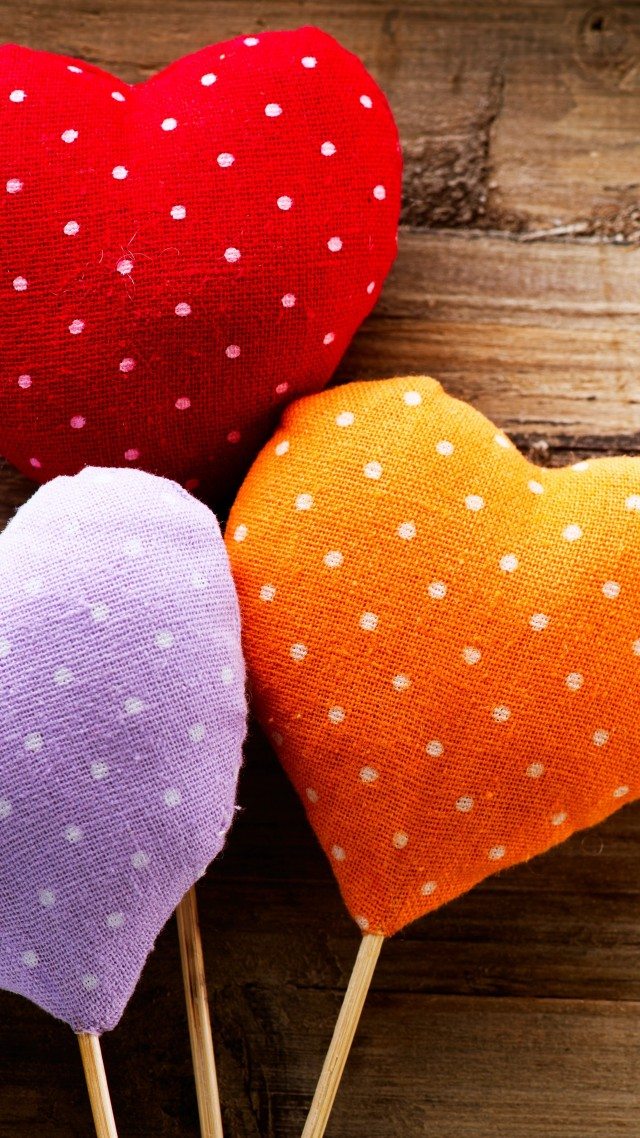Valentine's Day, heart, decorations, romantic, love (vertical)