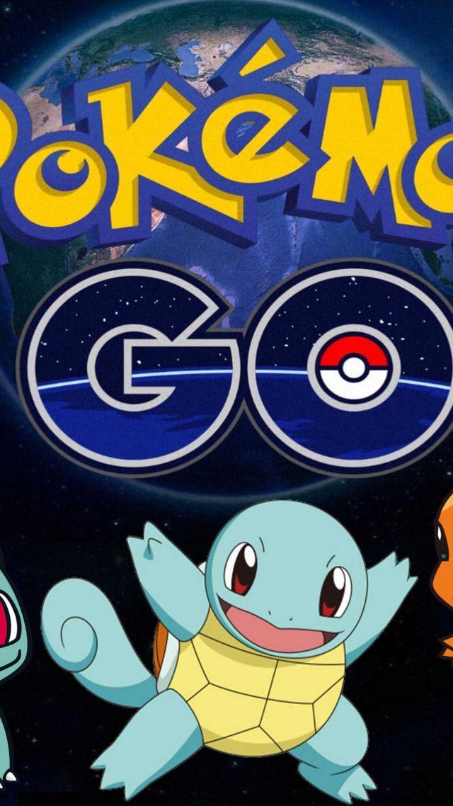 Pokemon Go Mobile Nintendo Vertical