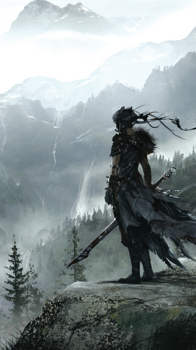 Wallpaper Hellblade Best Games Fantasy Pc Ps4 Game