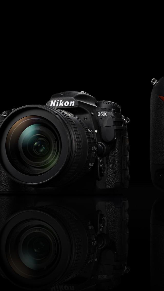 Nikon Camera Girl Wall...