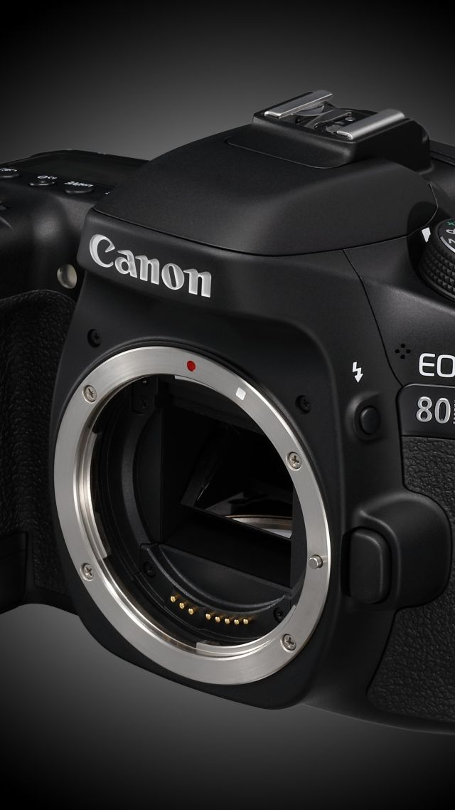Canon EOS 80D Lens EF S 18 135mm F 35 56
