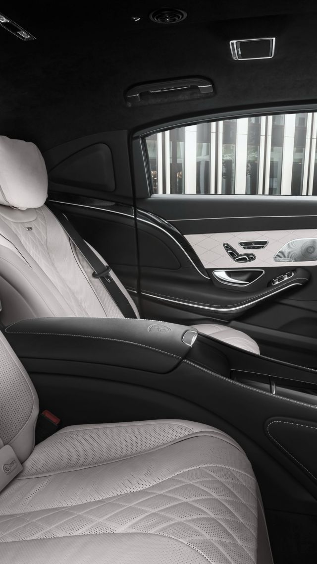 wallpaper mercedes maybach s 600 guard geneva auto show 2016 vr10 sedan interior cars. Black Bedroom Furniture Sets. Home Design Ideas