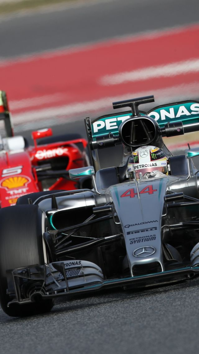 Wallpaper Mercedes Amg F1 W07 Hybrid Formula 1 Testing Live From Barcelona F1 Cars Bikes 8866 Page 3