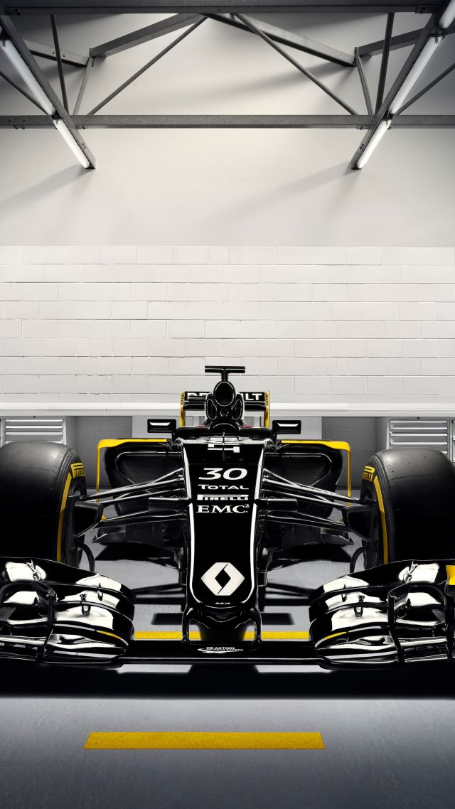 Renault R.S.16, Formula 1, testing, LIVE from Barcelona, F1 (vertical)