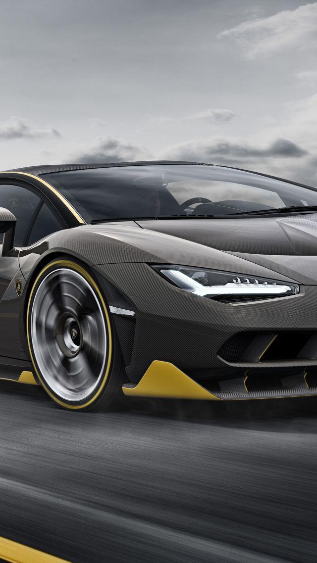 Wallpaper Lamborghini Centenario Geneva Auto Show Supercar