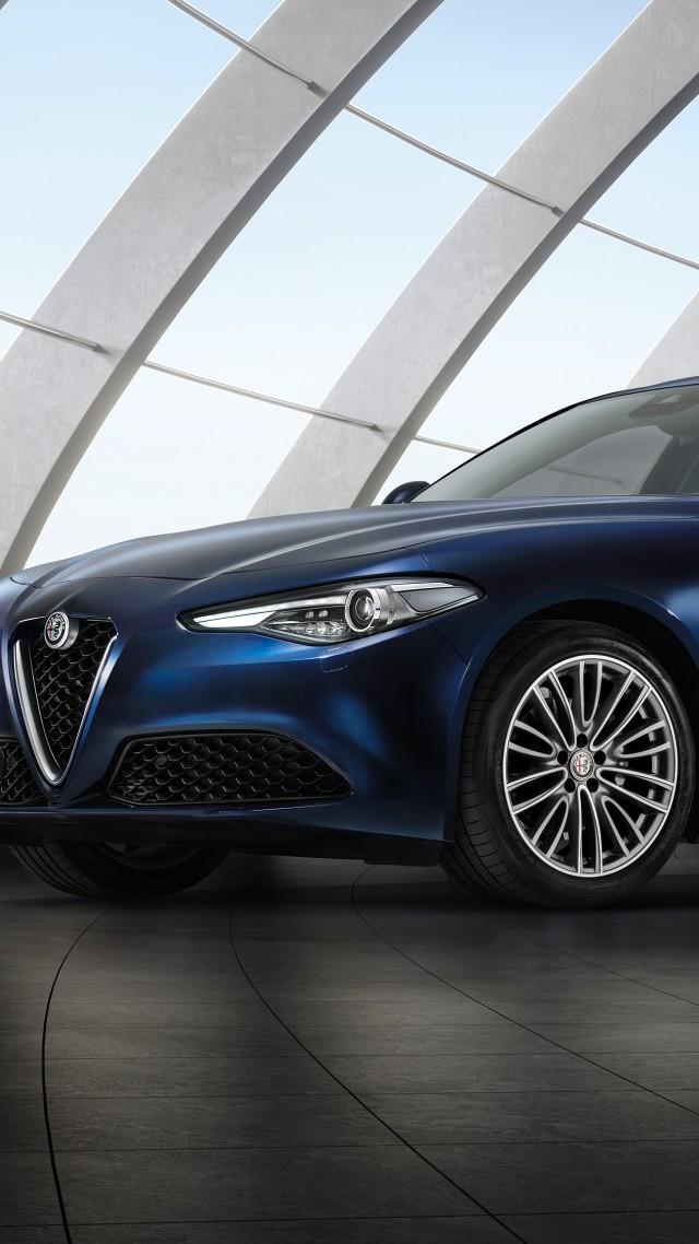Wallpaper Alfa Romeo Giulia Super Geneva Auto Show 2016 Hatchback