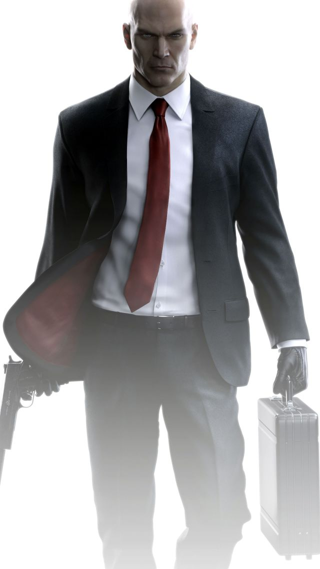 Wallpaper Hitman Agent 47 Shooter Playstation 4 Xbox One