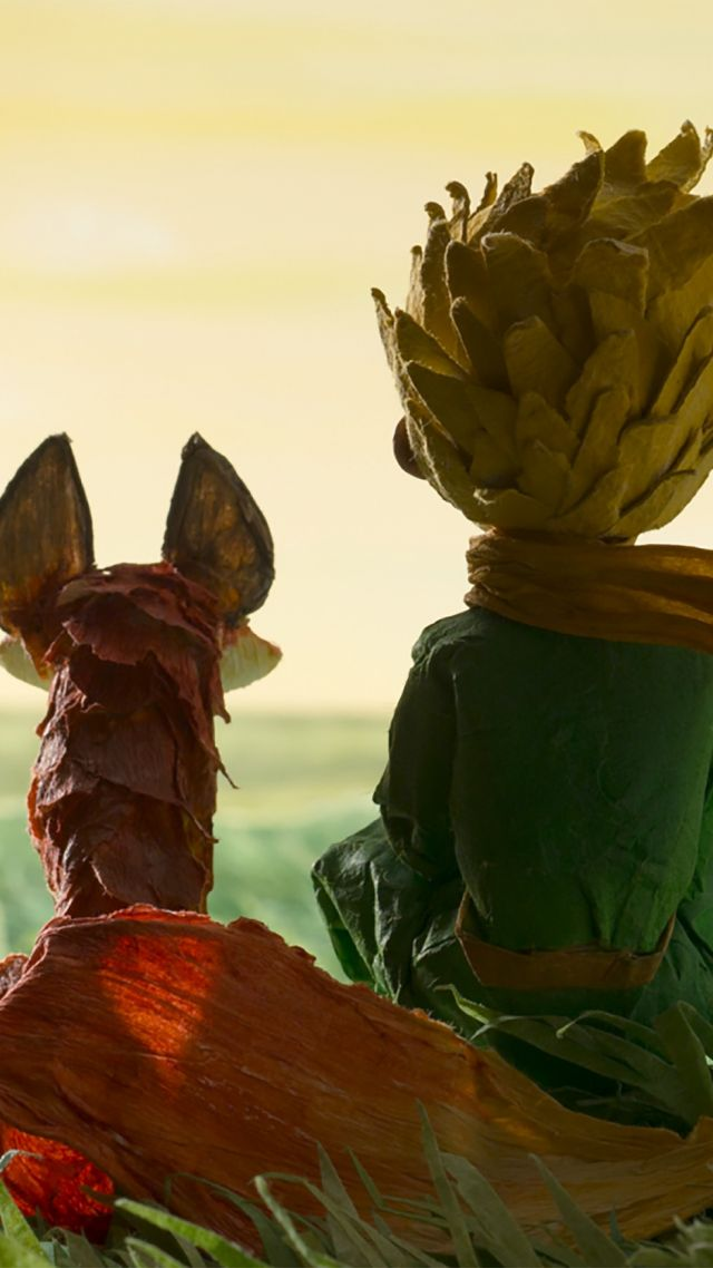 Wallpaper The Little Prince The Fox Movies 9383