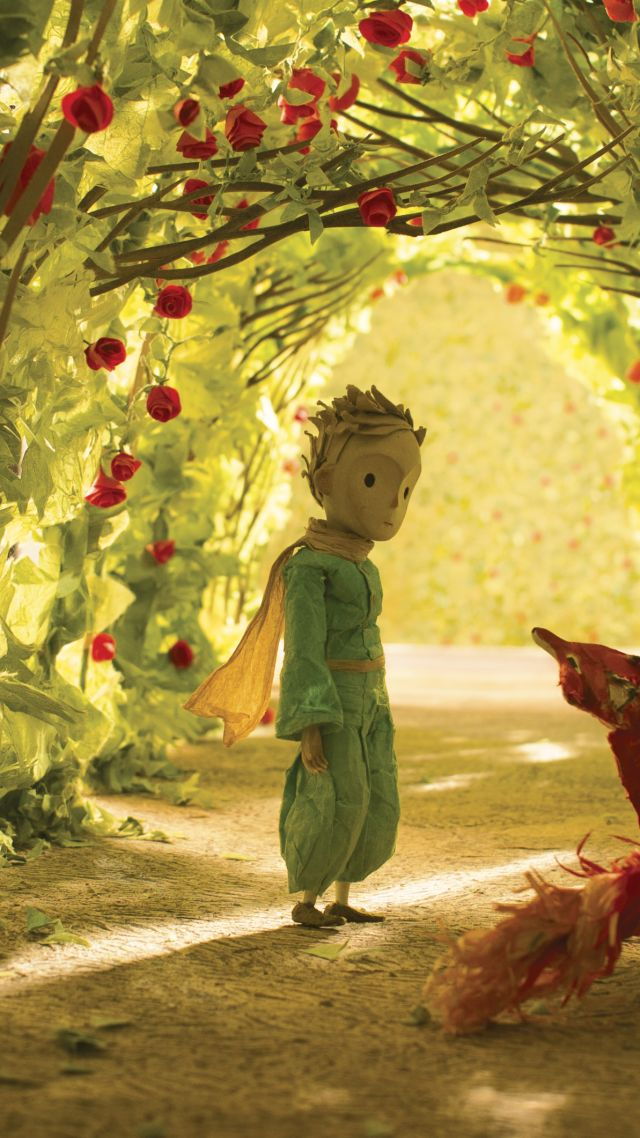 wallpaper the little prince the fox movies 9384