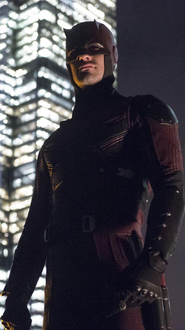 Daredevil Season 2 Charlie Cox Marvel Best TV Series Vertical