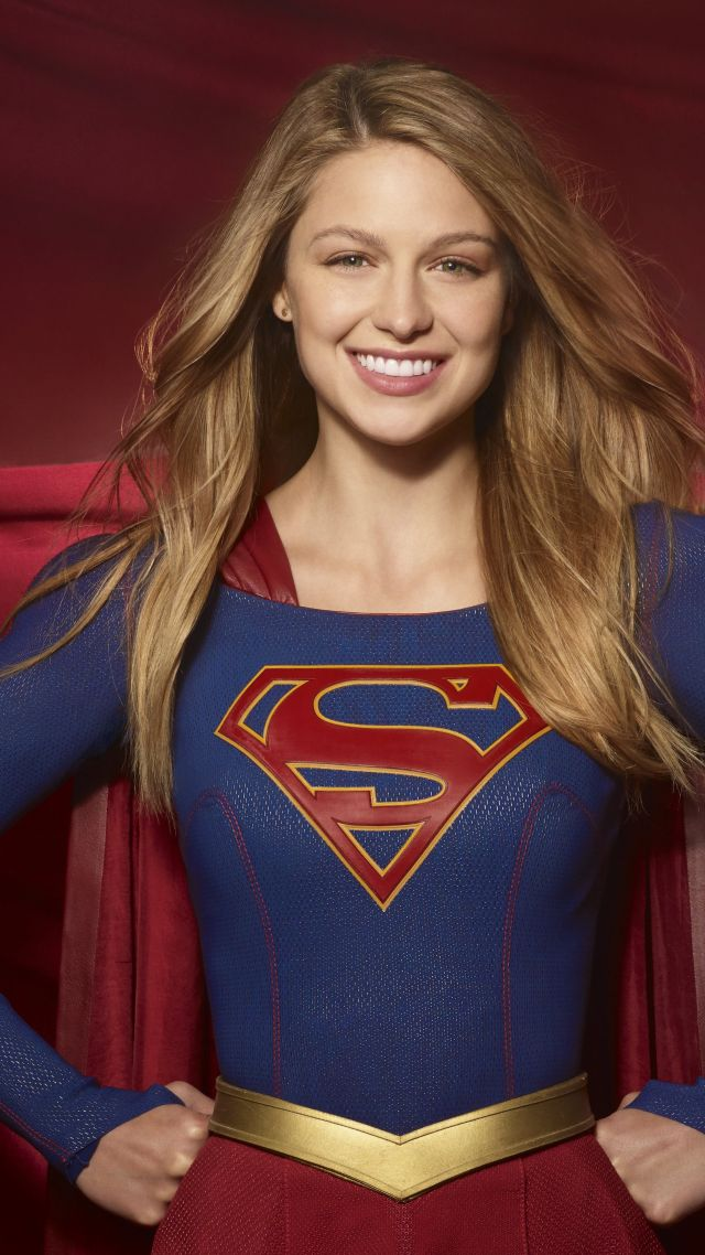 Wallpaper Supergirl, M...