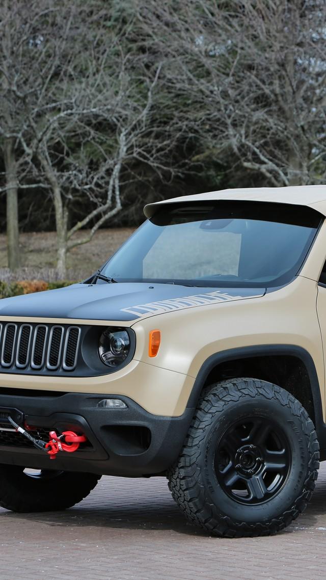 2016 Jeep Comanche >> Wallpaper Jeep Comanche Moab Easter Jeep Safari 2016 Suv Cars
