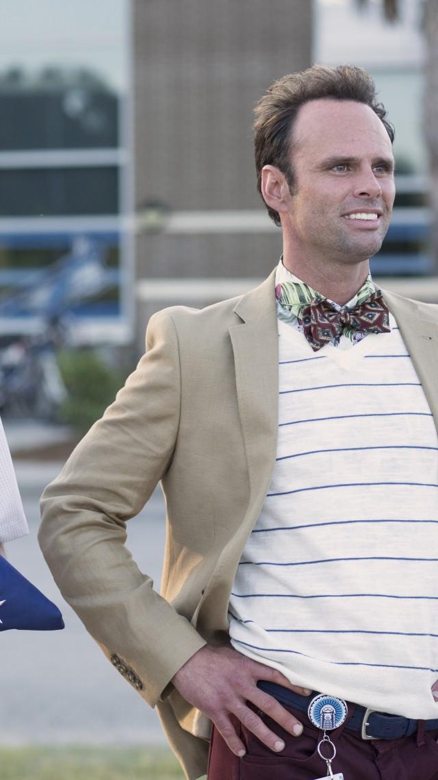 Wallpaper Vice Principals Walton Goggins Best TV Series Movies 9492