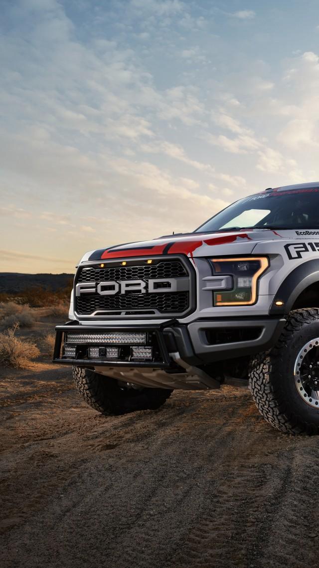 Ford Pickup Raptor >> Wallpaper Ford F-150 Raptor, Race Truck, Cars & Bikes #9522