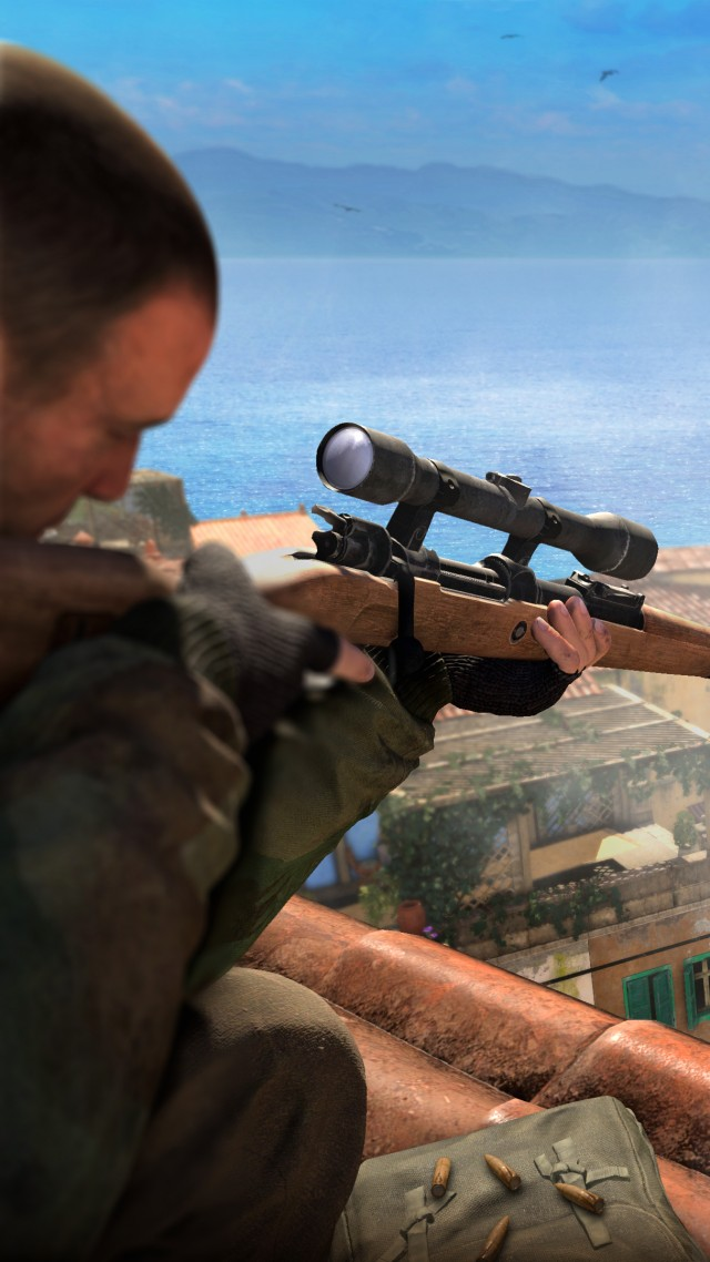 Sniper Elite 4, Best Games, PC, PS4, PlayStation 4, Xbox, Xbox 360, Xbox One (vertical)