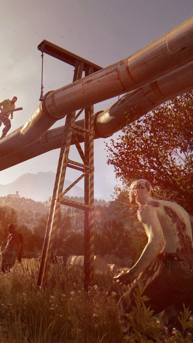 Dying Light The Following Best Games PC PS4 PlayStation 4