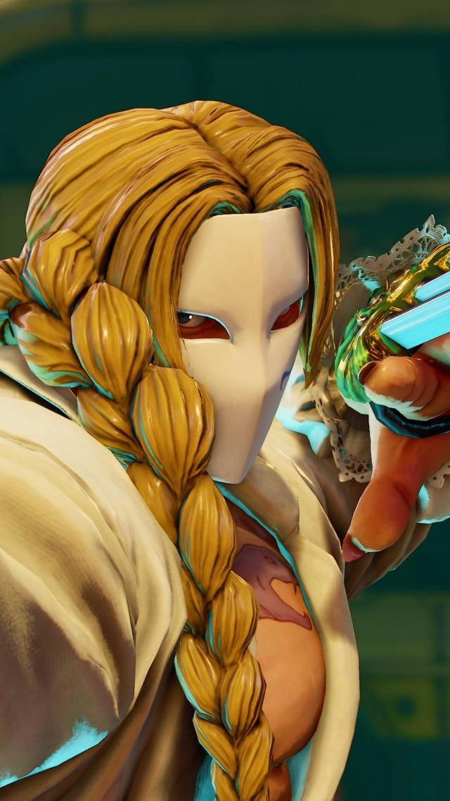 Wallpaper Street Fighter 5 Vega Best Games Fantasy Pc Ps4