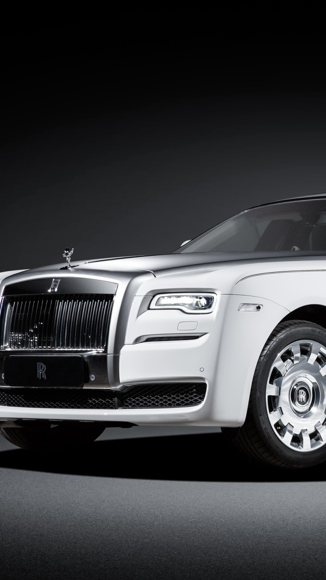 Rolls Royce Ghost Eternal Love Luxury Cars