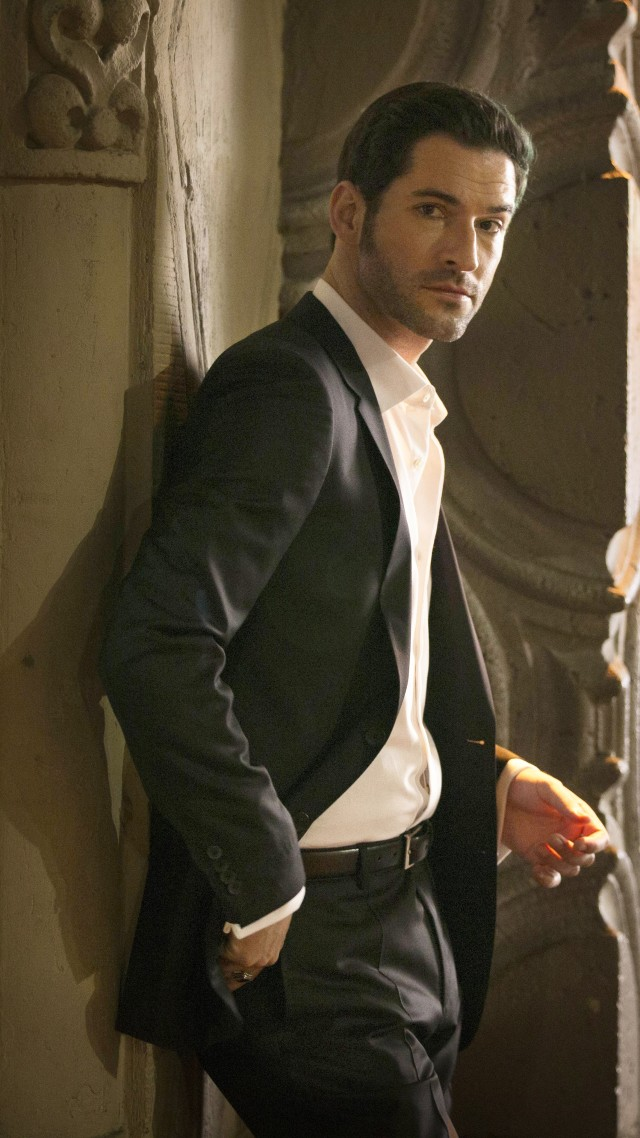 Lucifer, Tom Ellis, Best TV Series (vertical)