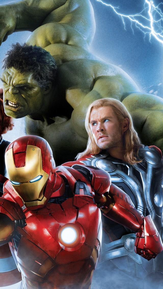 Wallpaper Avengers Age Of Ultron Avengers 2 Movie Film