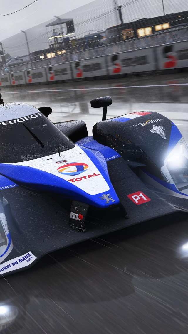 Forza Motorsport 6: Apex, Best Games, sport cars, racing, concept, review, PC (vertical)