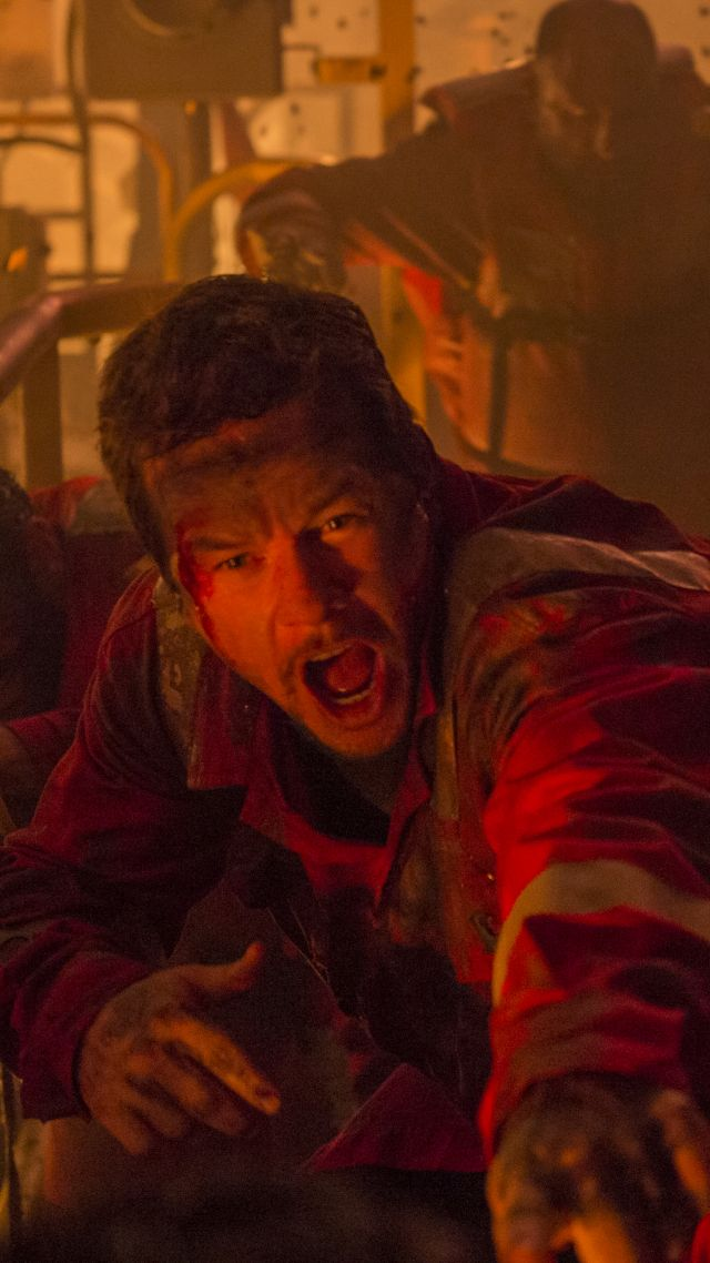 Deepwater Horizon, Mark Wahlberg, Best Movies of 2016 (vertical)