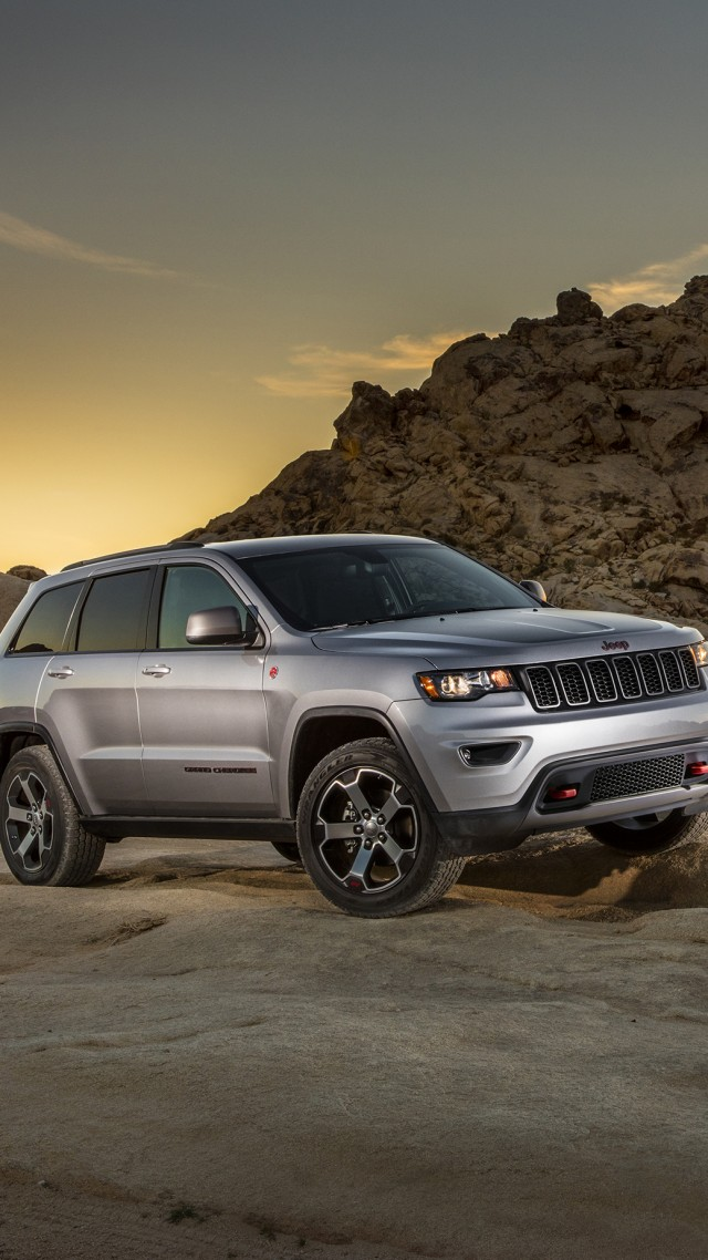 Wallpaper Jeep Grand Cherokee Trailhawk Nyias 2016 Suv Cars