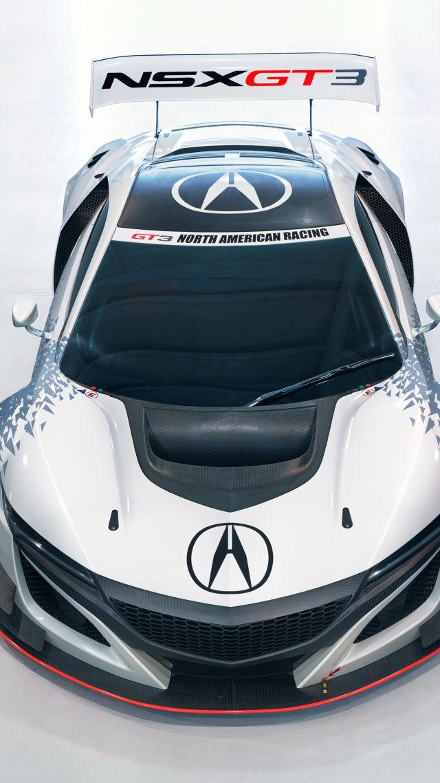 Wallpaper Acura NSX GT 3, NYIAS 2016, Cars & Bikes #9930