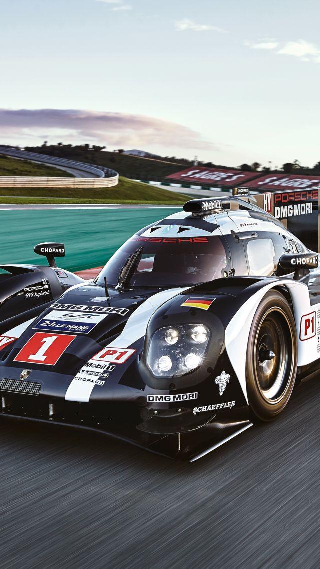 Wallpaper Porsche 919 Hybrid Supercar Hybrid Wec Le