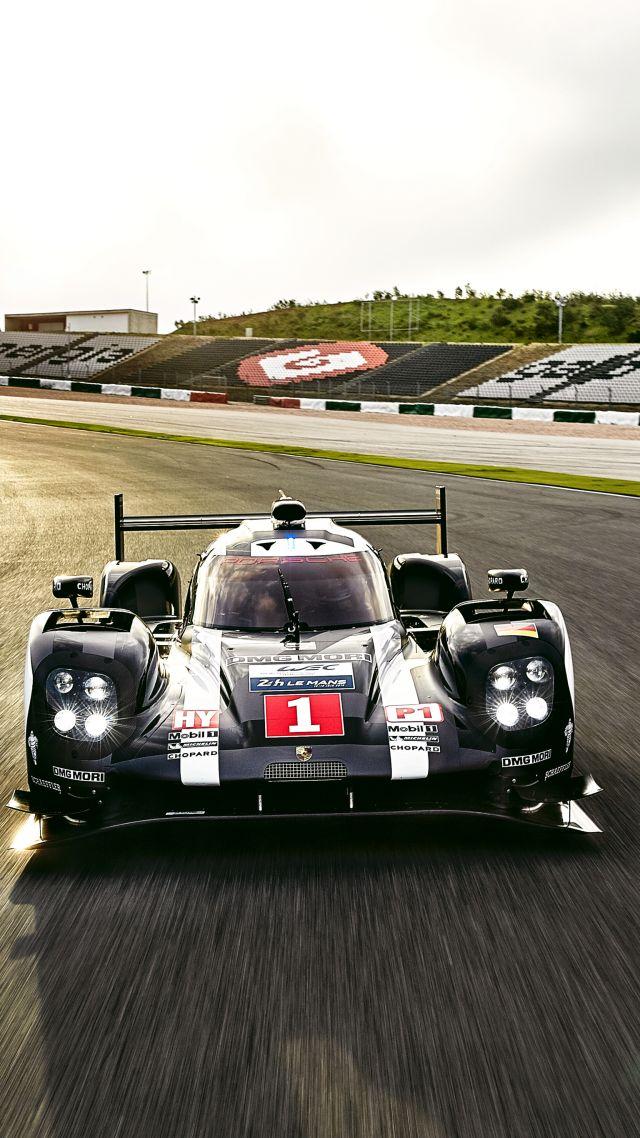 Wallpaper Porsche 919 Hybrid Supercar Hybrid WEC Le Mans Cars