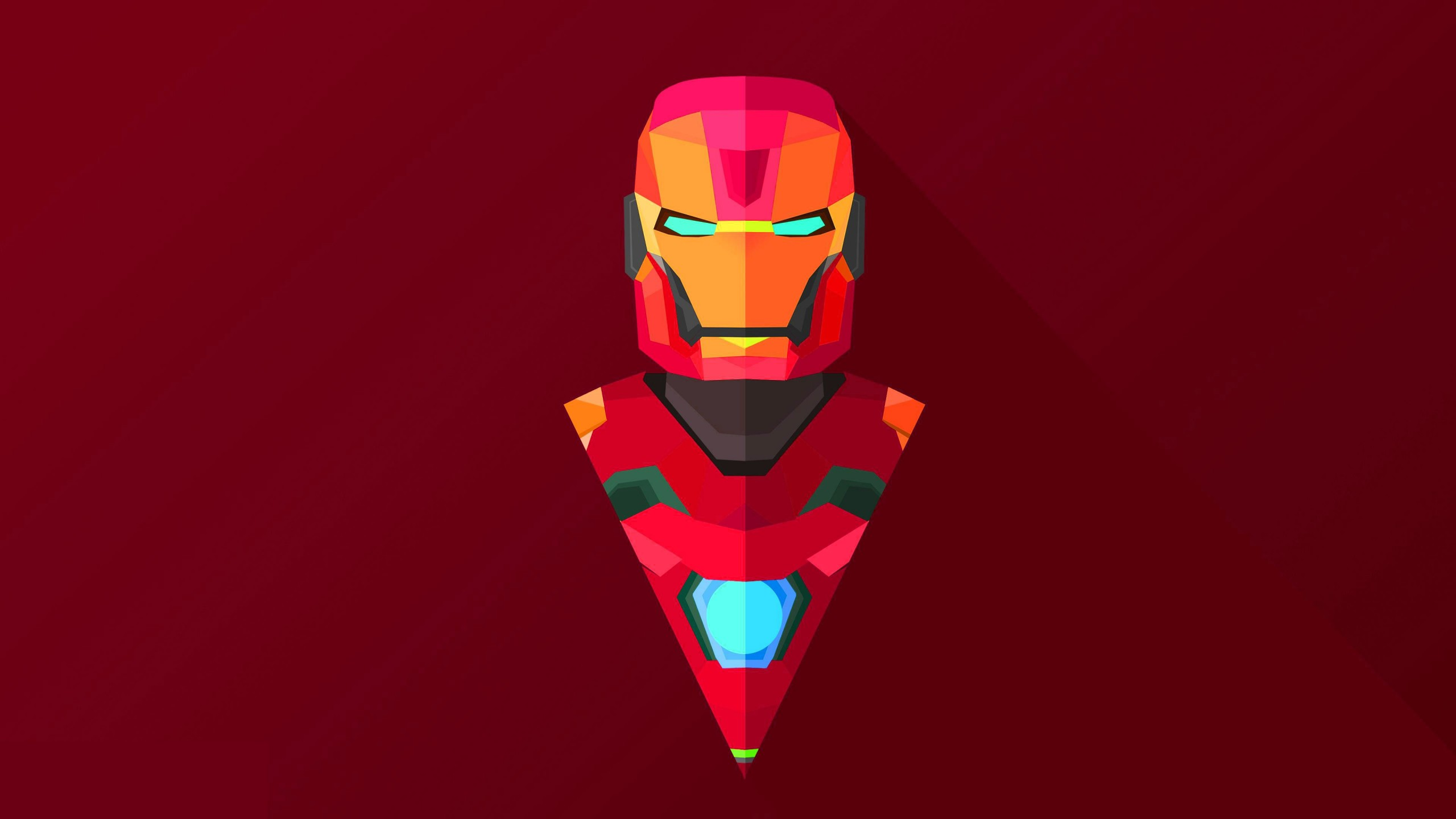 Wallpaper 4k Iron Man Abstract Abstract 13558