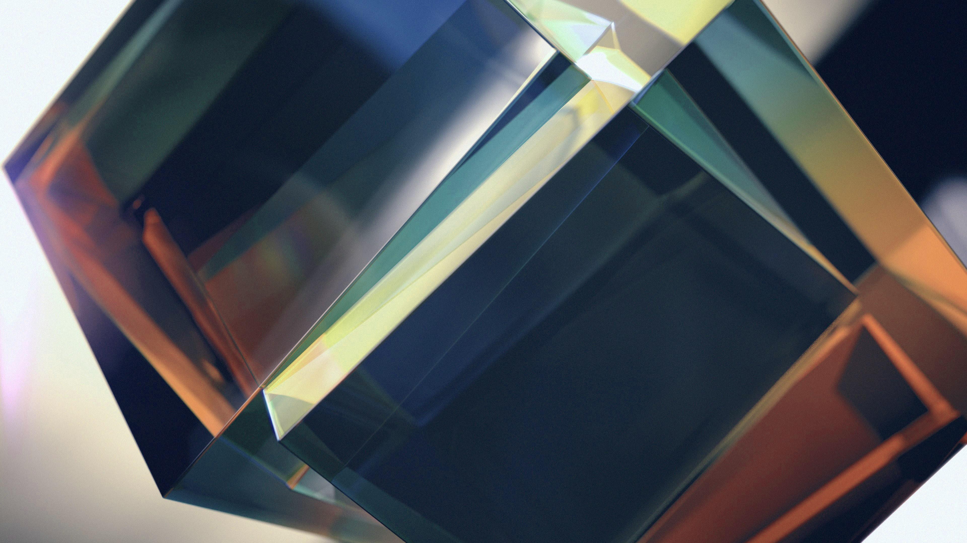 Ipad Mini 3d Abstract Wallpaper: Wallpaper 4k, Abstract, Cubes, 3D, OS #13560
