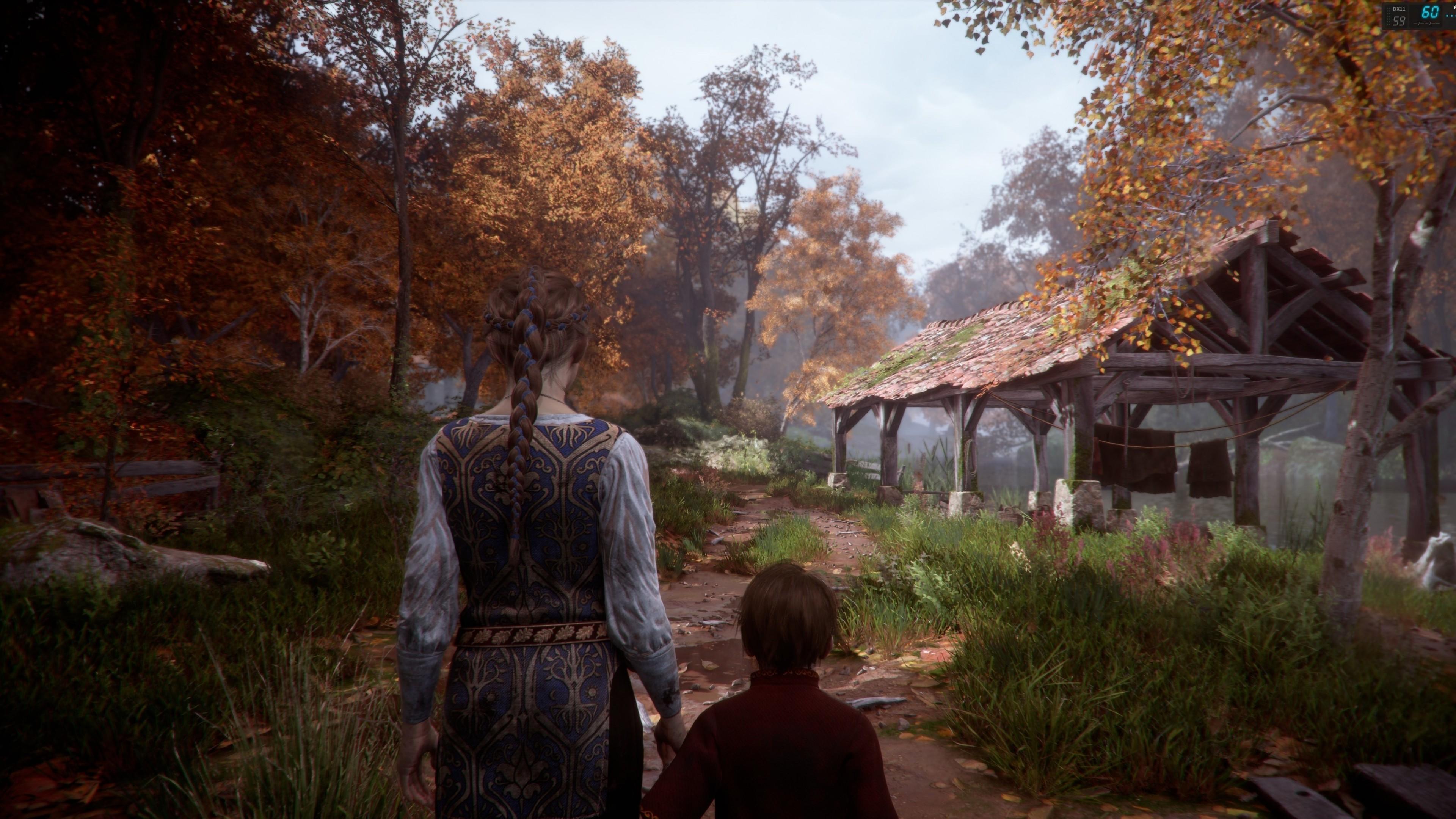 Wallpaper A Plague Tale Innocence Screenshot 4k Games 21531