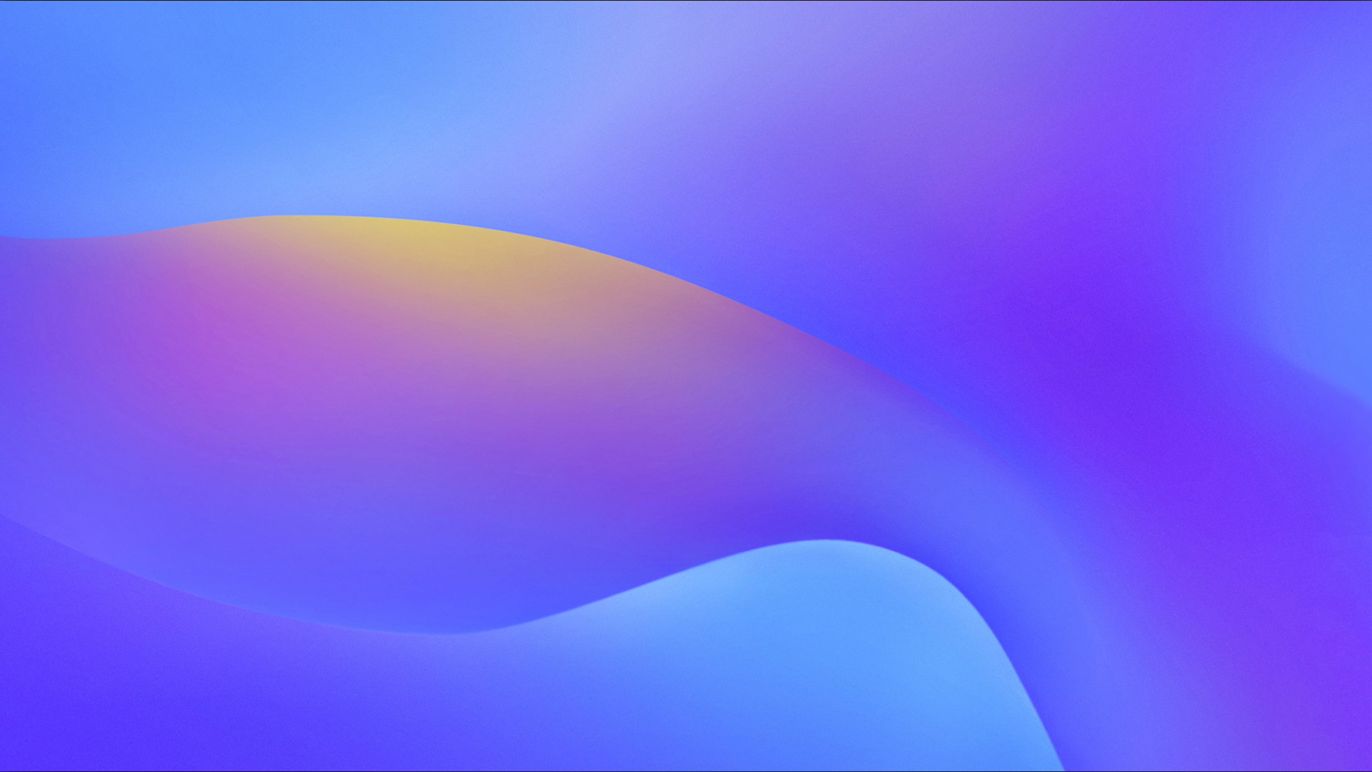 Wallpaper abstract, wave, Huawei P Smart Plus, HD, OS #20722
