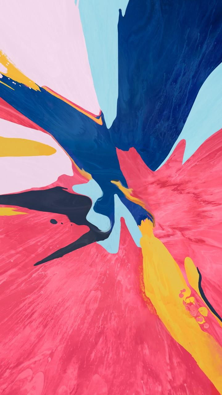 Wallpaper abstract colorful ipad pro 2018 4k os 20827 - 4k ipad wallpaper ...