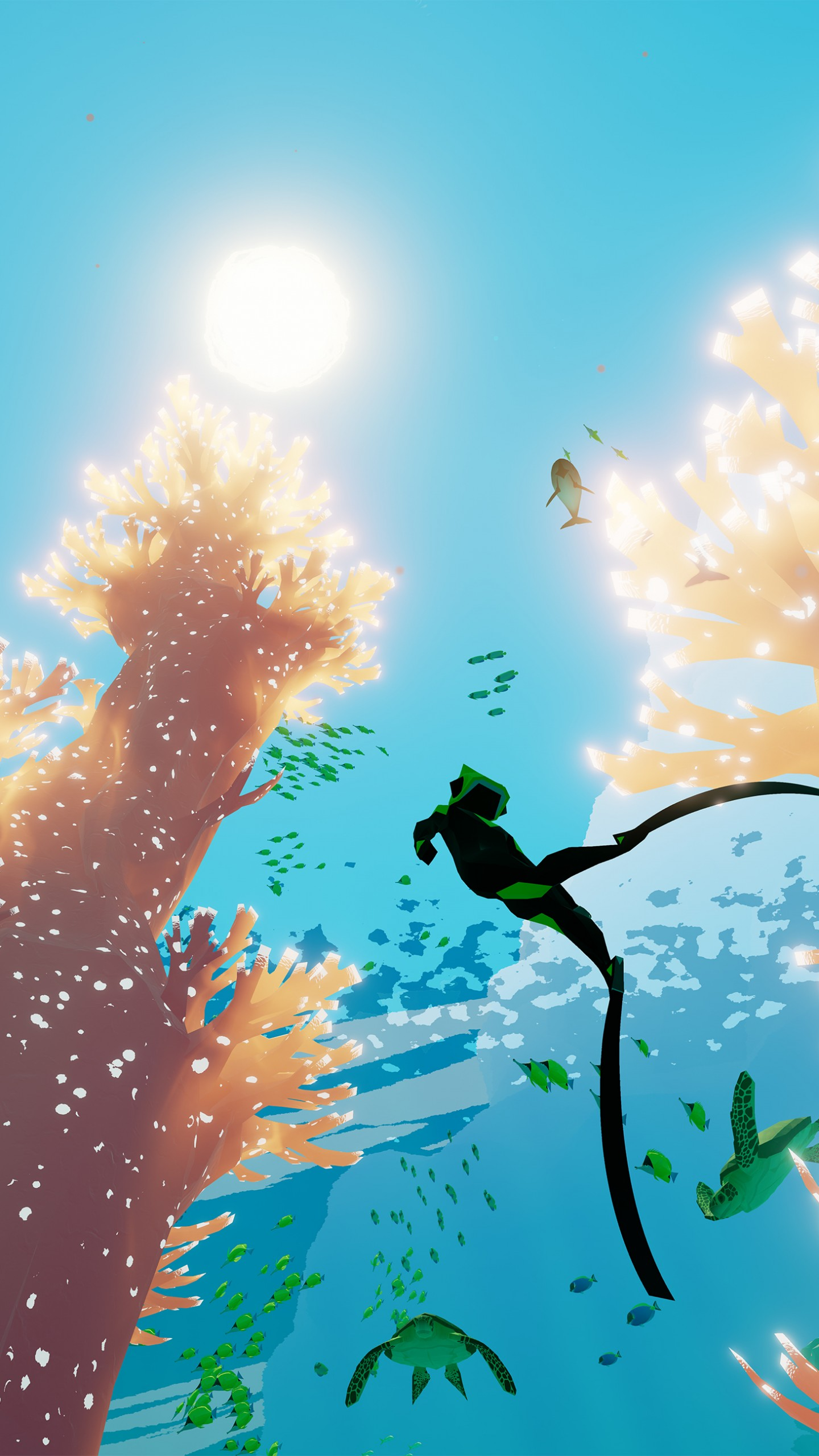 Wallpaper Abzu Gamescom 2016 Underwater Best Games Pc