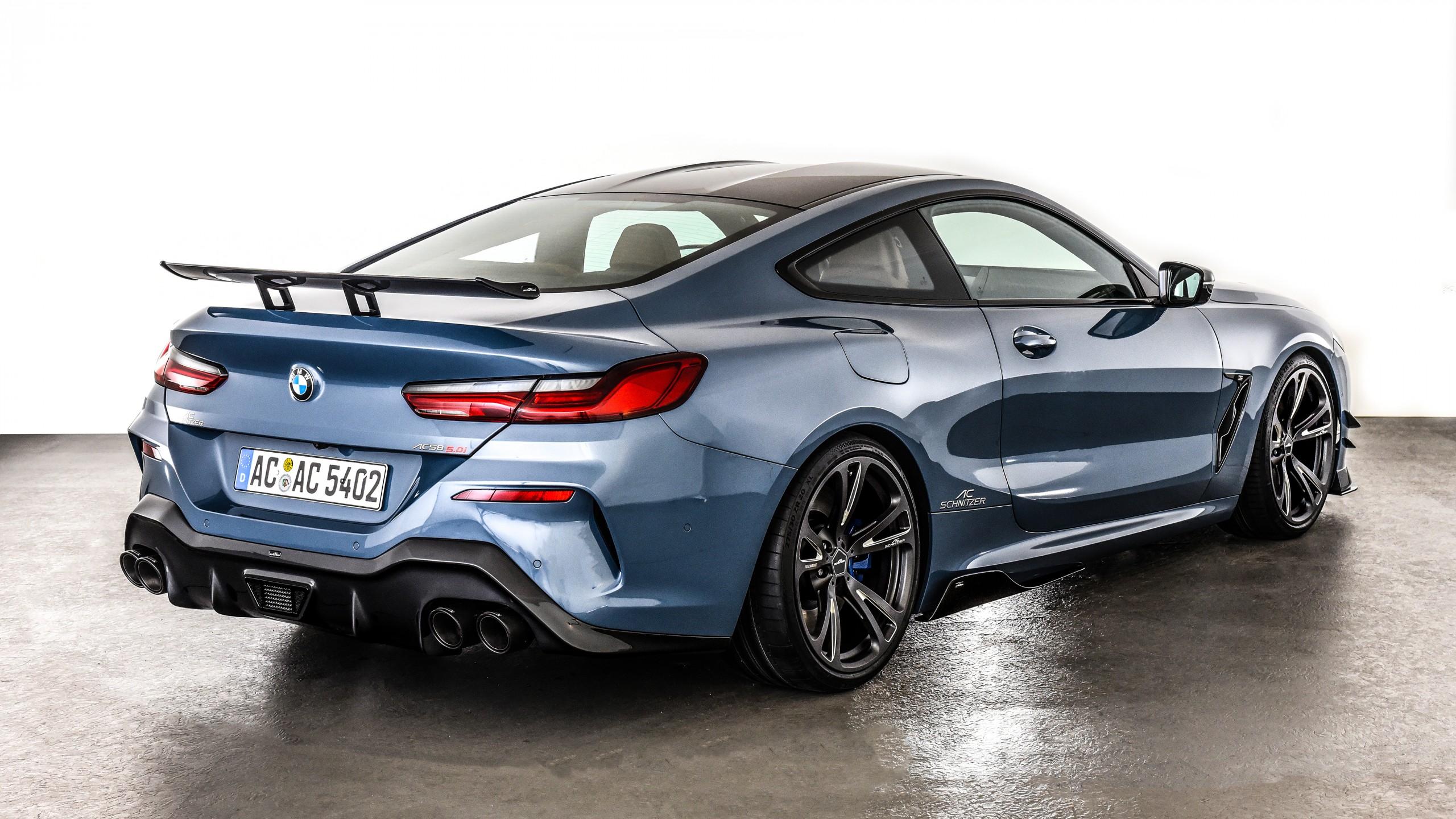 Jaguar F Type Coupe >> Wallpaper AC Schnitzer BMW 8-Series, 2018 Cars, 4K, Cars & Bikes #20971