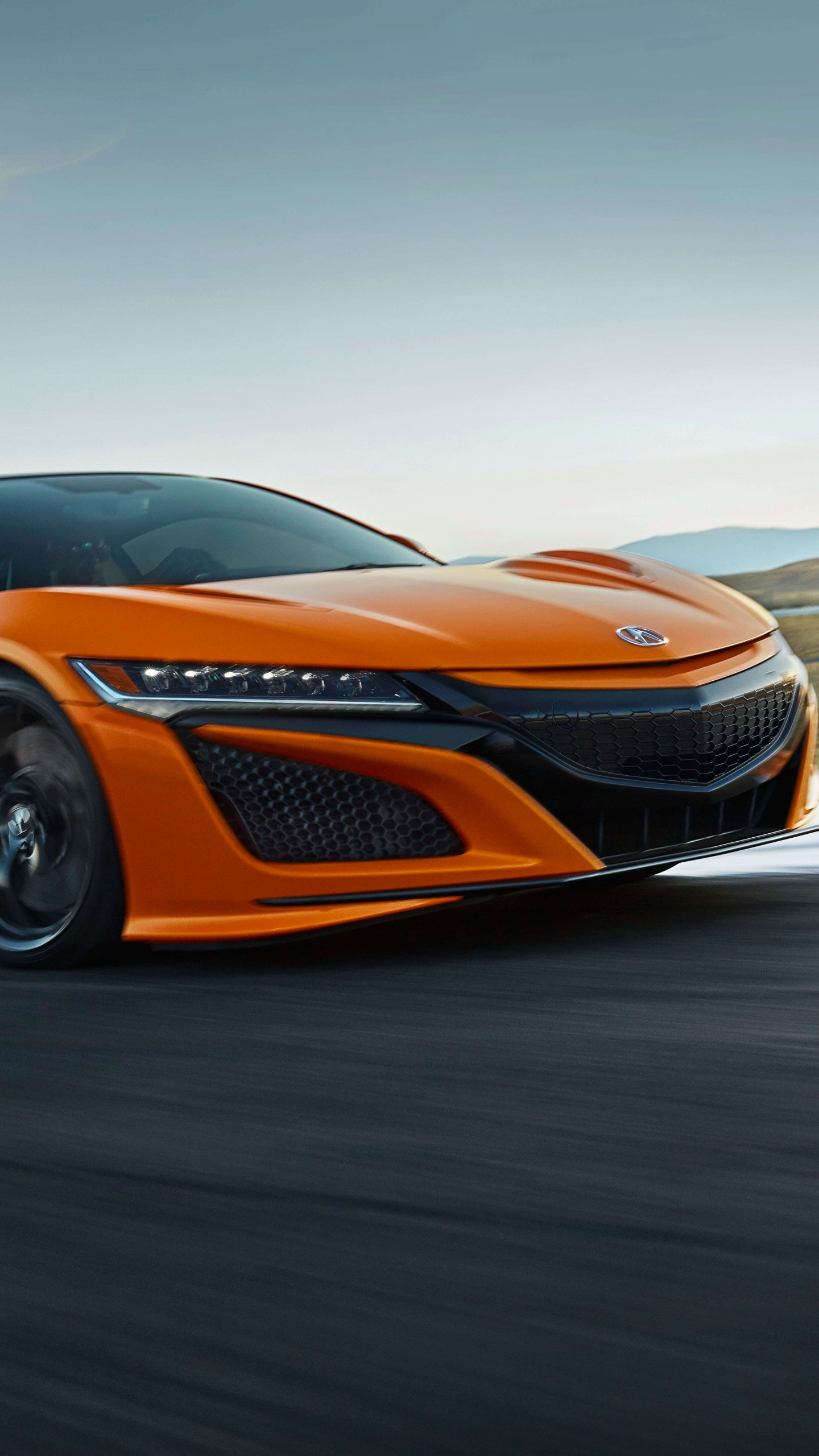 Wallpaper Acura NSX, 2019 Cars, Supercar, 8K, Cars & Bikes