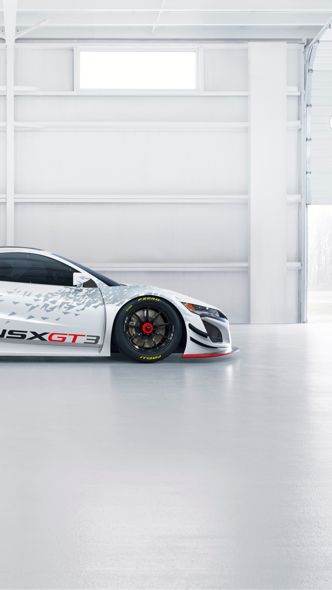 Wallpaper Acura NSX GT 3, NYIAS 2016, Cars & Bikes #10024