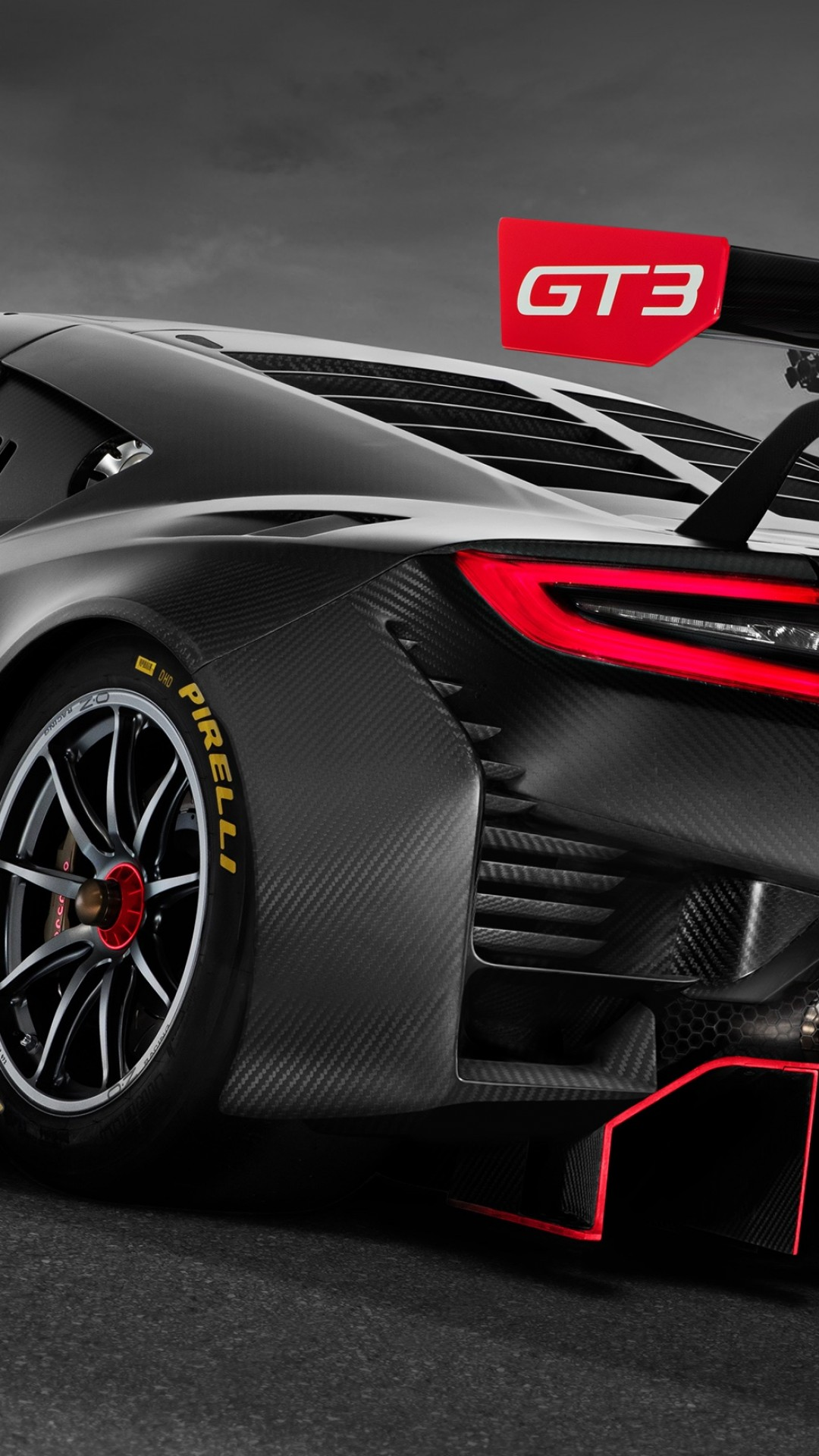 Wallpaper Acura NSX GT3 Evo, 2019 Cars, Supercar, 4K, Cars